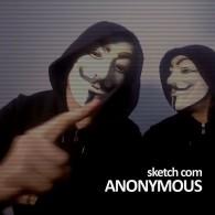 Sketch com Anonymous – Serie 1